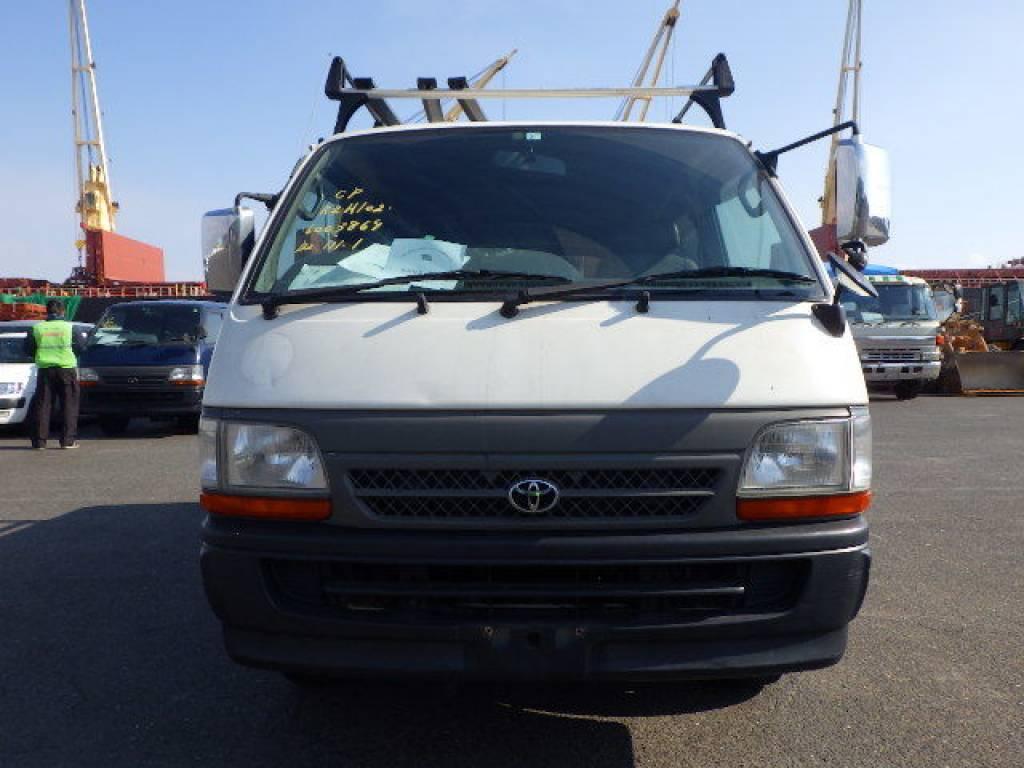 Used 2001 AT Toyota Hiace Van RZH102V Image[2]