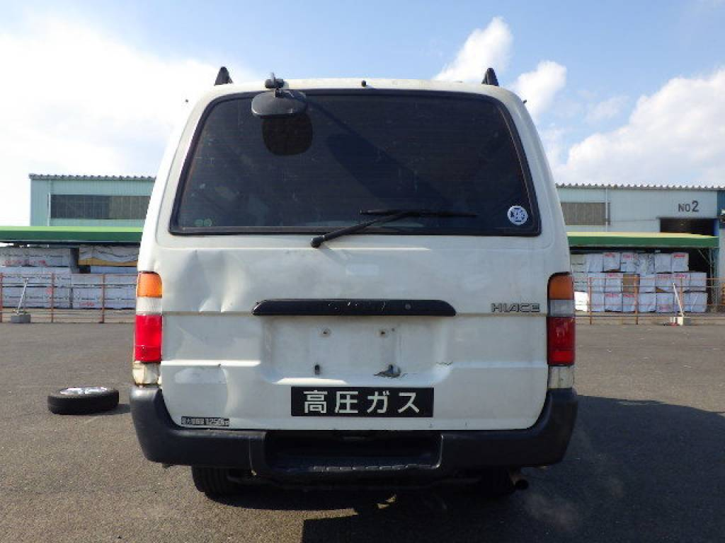 Used 2001 AT Toyota Hiace Van RZH102V Image[4]