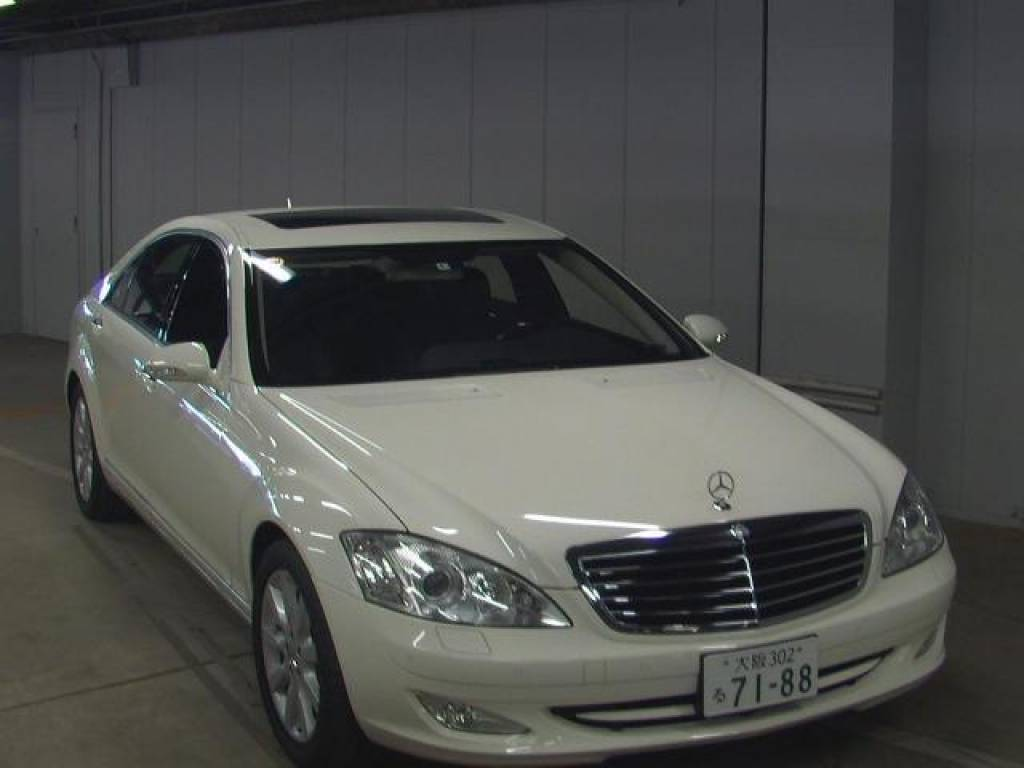 Used 2006 AT Mercedes Benz S-Class 221171