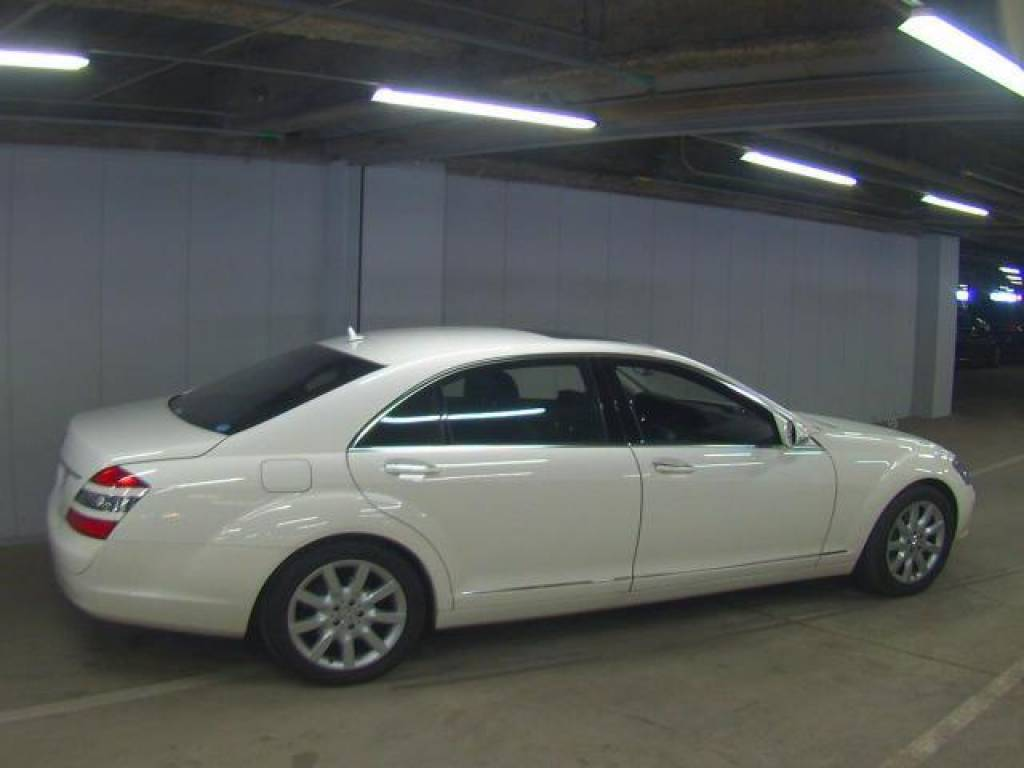 Used 2006 AT Mercedes Benz S-Class 221171 Image[1]
