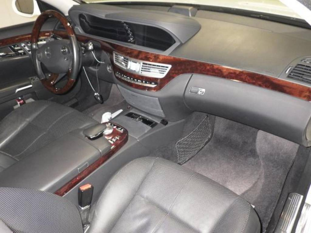 Used 2006 AT Mercedes Benz S-Class 221171 Image[2]