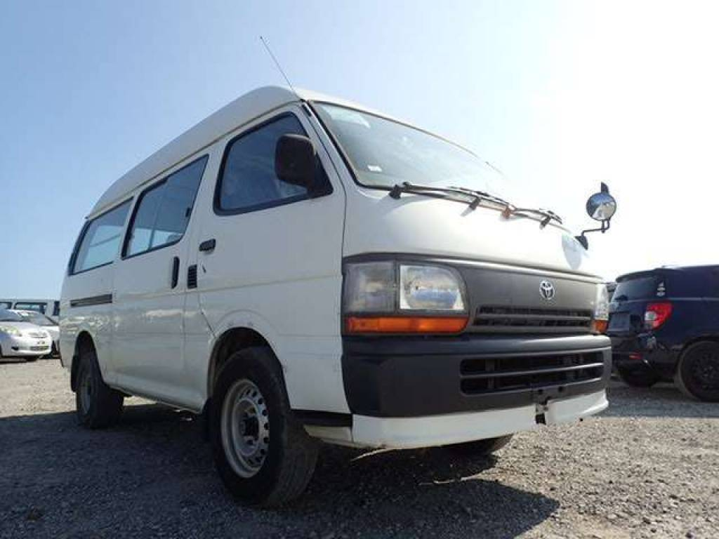 Used 1997 AT Toyota Hiace Van RZH112K Image[1]