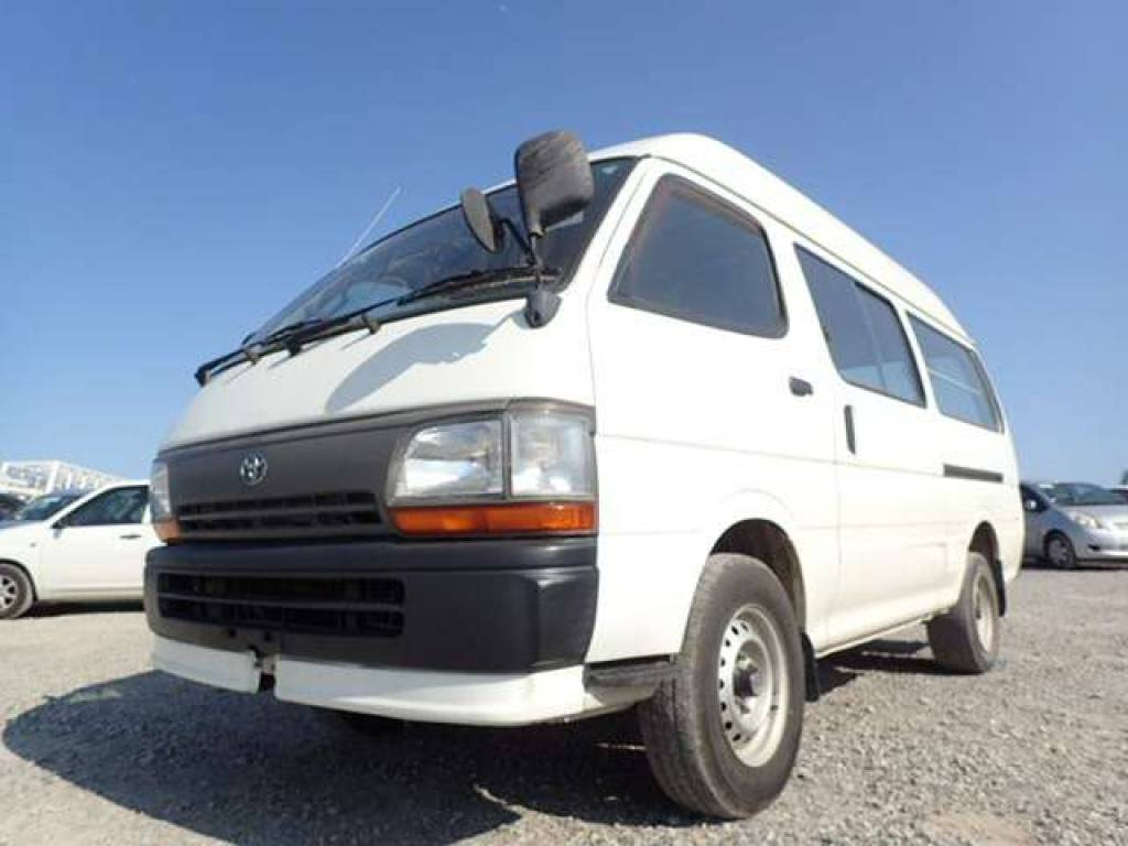 Used 1997 AT Toyota Hiace Van RZH112K