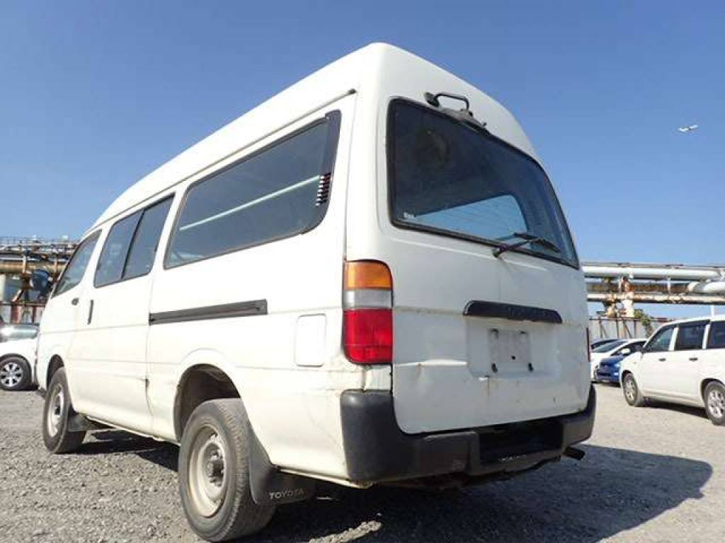 Used 1997 AT Toyota Hiace Van RZH112K Image[2]
