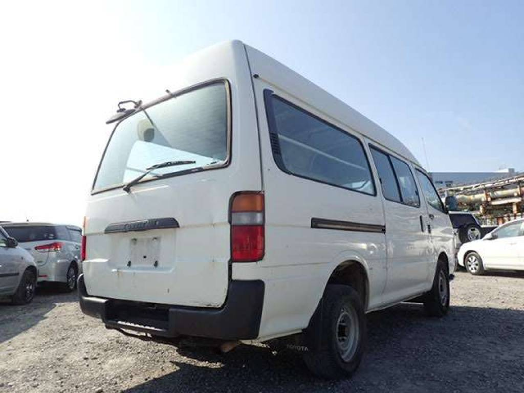 Used 1997 AT Toyota Hiace Van RZH112K Image[3]