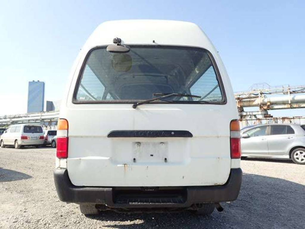 Used 1997 AT Toyota Hiace Van RZH112K Image[4]