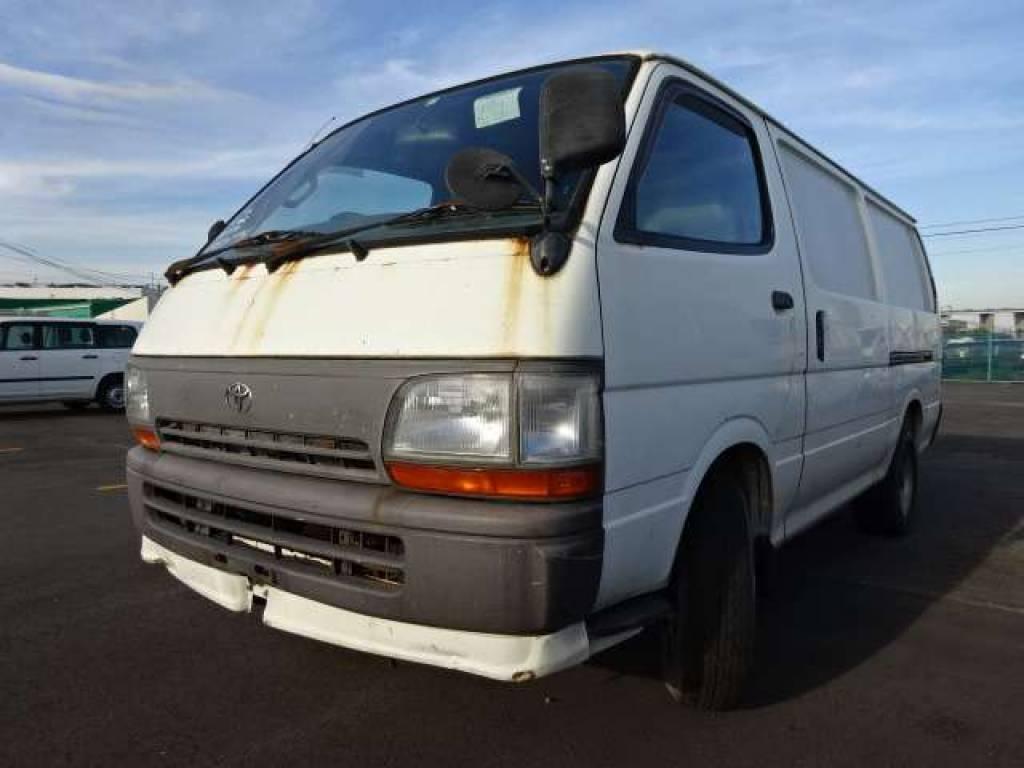 Used 1998 MT Toyota Hiace Van LH113V Image[1]