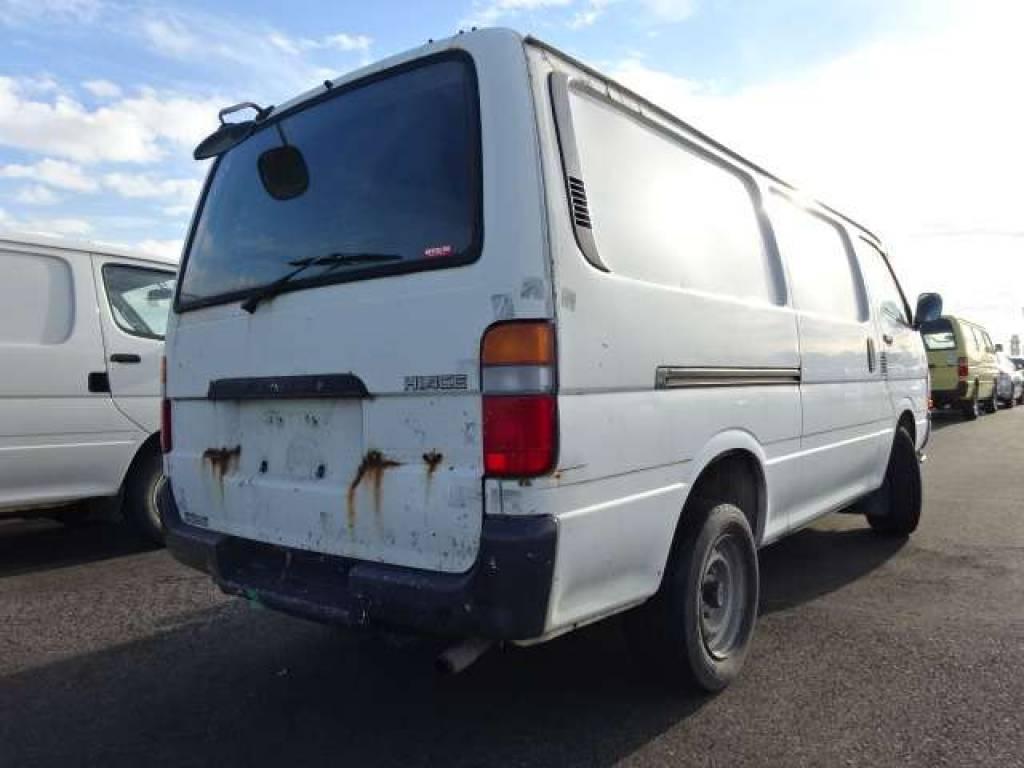 Used 1998 MT Toyota Hiace Van LH113V Image[3]