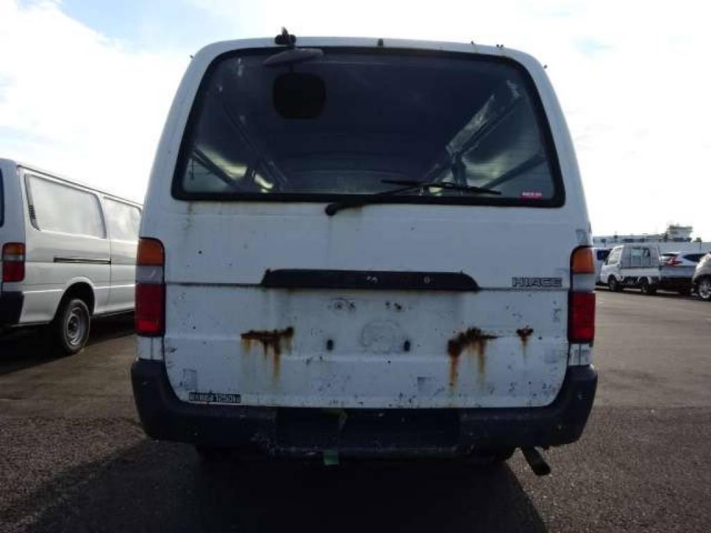 Used 1998 MT Toyota Hiace Van LH113V Image[4]