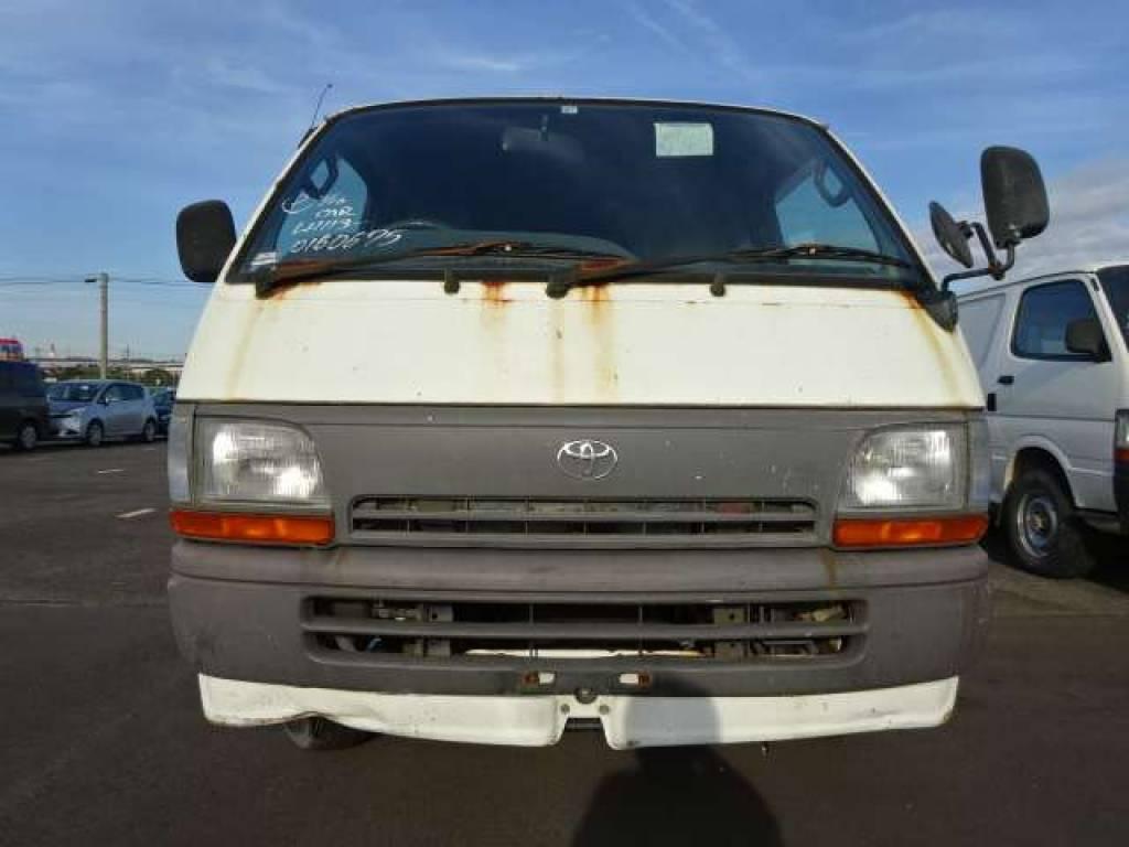 Used 1998 MT Toyota Hiace Van LH113V Image[6]
