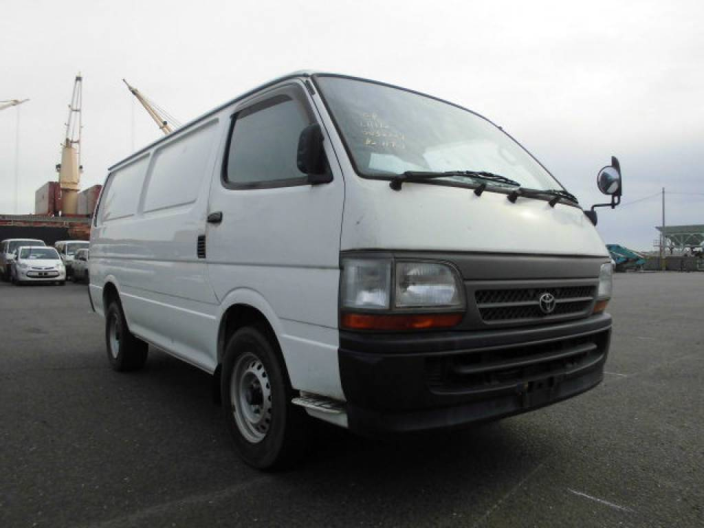 Used 2000 AT Toyota Hiace Van LH172V