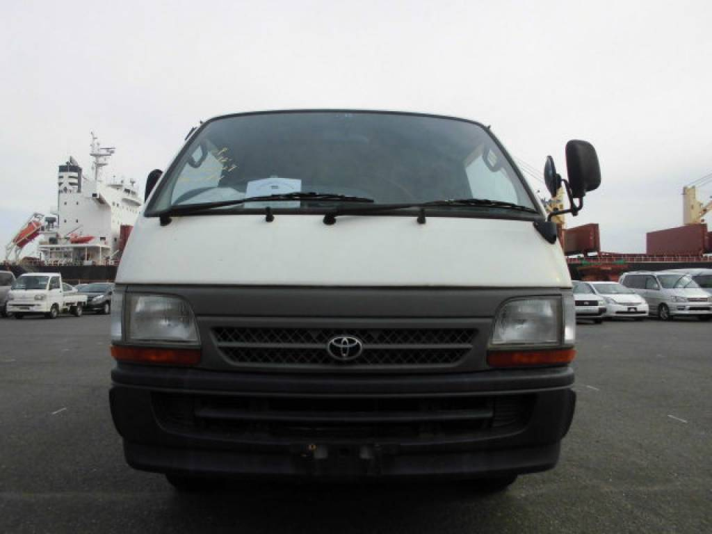 Used 2000 AT Toyota Hiace Van LH172V Image[1]
