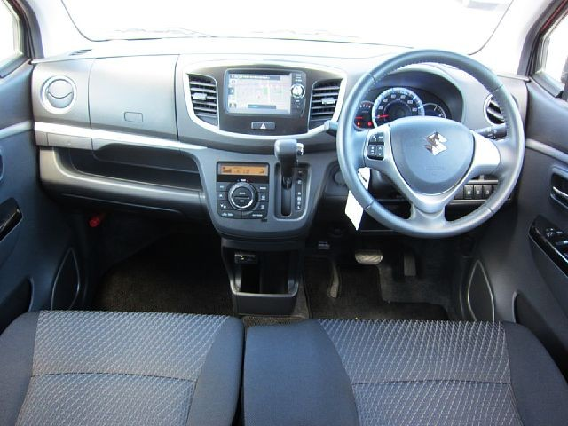 Used 2013 AT Suzuki Wagon R DBA-MH34S Image[1]
