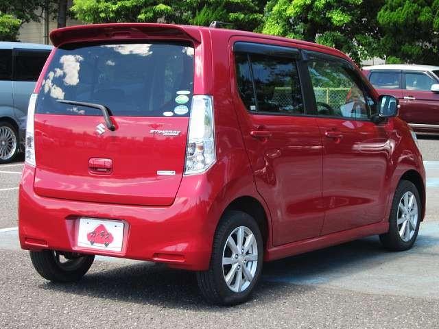 Used 2013 AT Suzuki Wagon R DBA-MH34S Image[2]