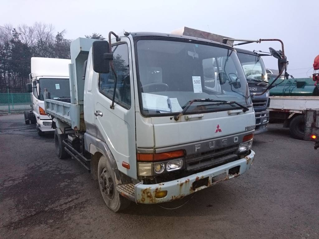 Used 1994 MT Mitsubishi Fighter FK615DD