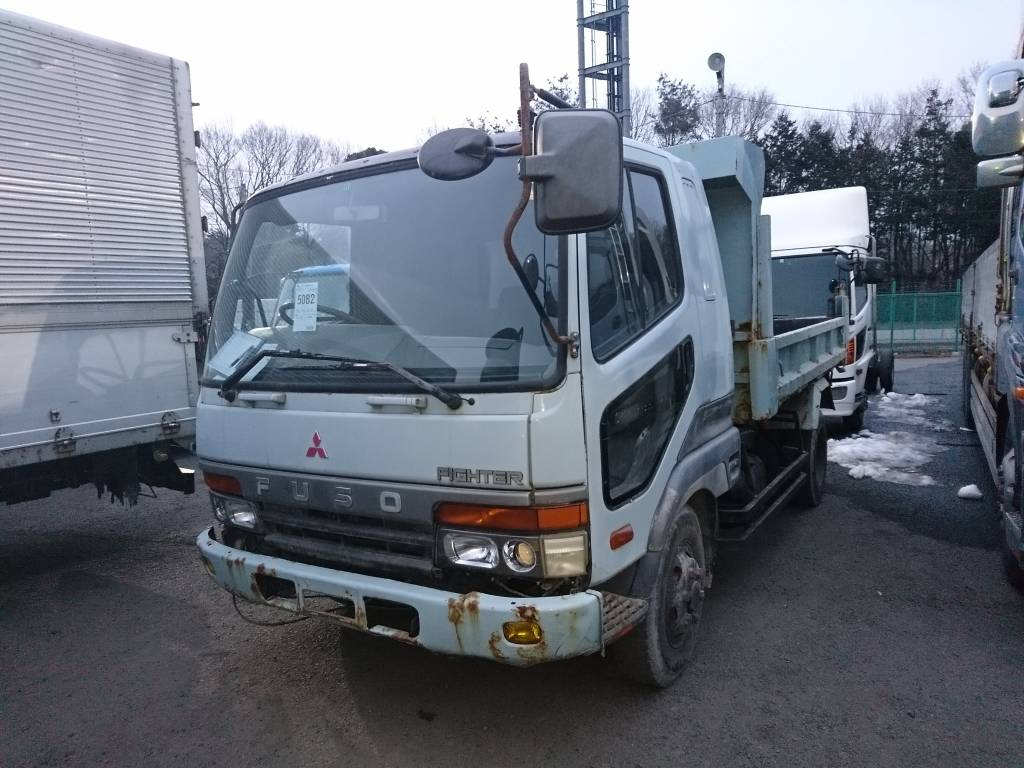 Used 1994 MT Mitsubishi Fighter FK615DD Image[1]