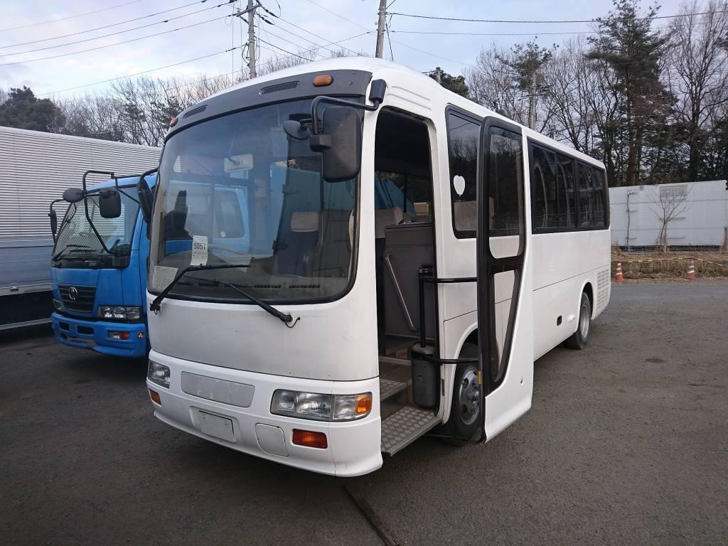 Used 1996 MT Hino TRUCK RX4JFAA
