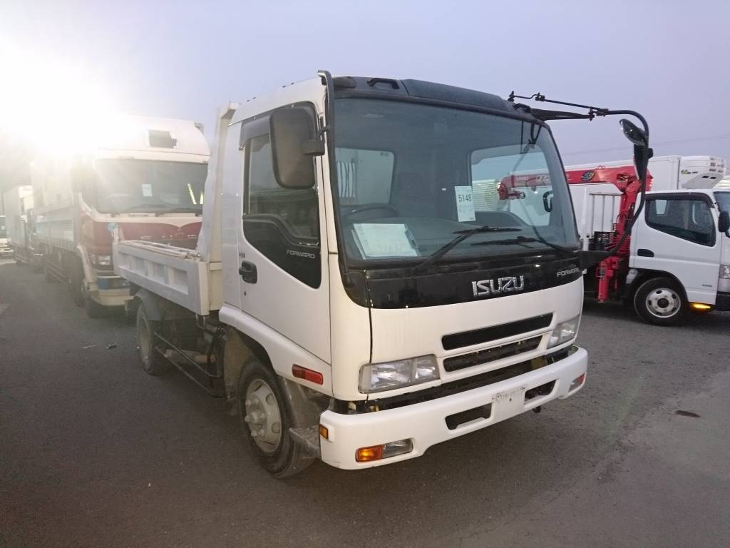 Used 2006 MT Isuzu Forward FRR90C3S Image[1]