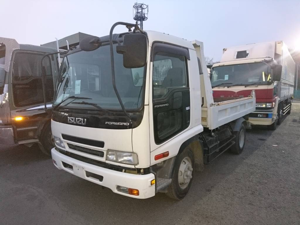 Used 2006 MT Isuzu Forward FRR90C3S Image[2]