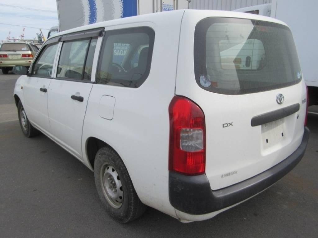 Used 2010 MT Toyota Probox Van NCP50V Image[3]
