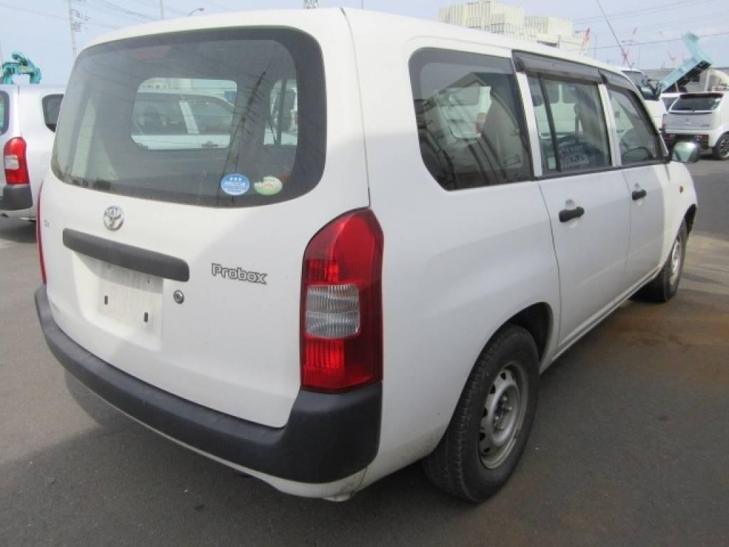 Used 2010 MT Toyota Probox Van NCP50V Image[5]