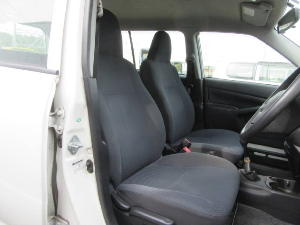 Used 2010 MT Toyota Probox Van NCP50V Image[9]