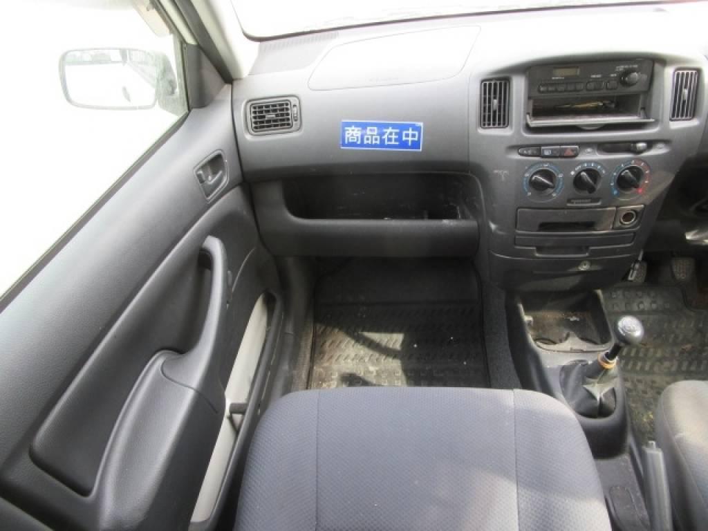 Used 2010 MT Toyota Probox Van NCP50V Image[13]