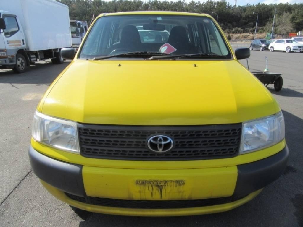 Used 2008 MT Toyota Probox Van NCP51V Image[2]