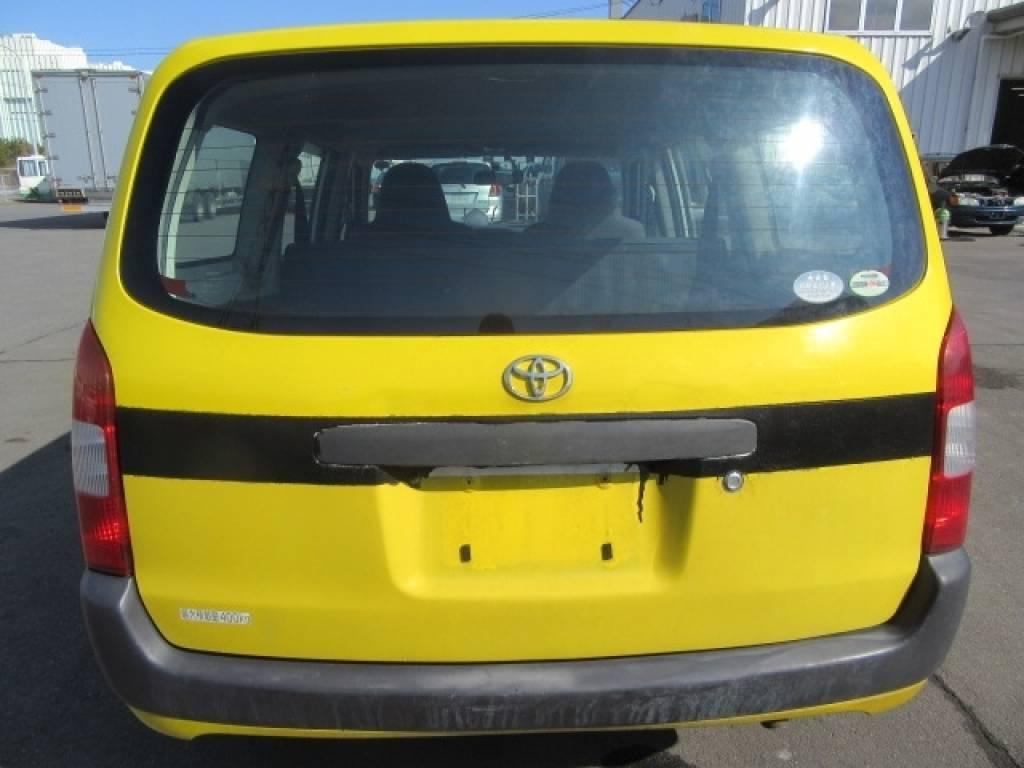 Used 2008 MT Toyota Probox Van NCP51V Image[4]