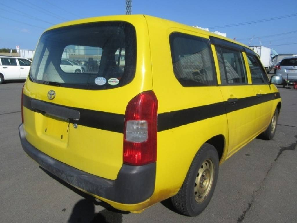 Used 2008 MT Toyota Probox Van NCP51V