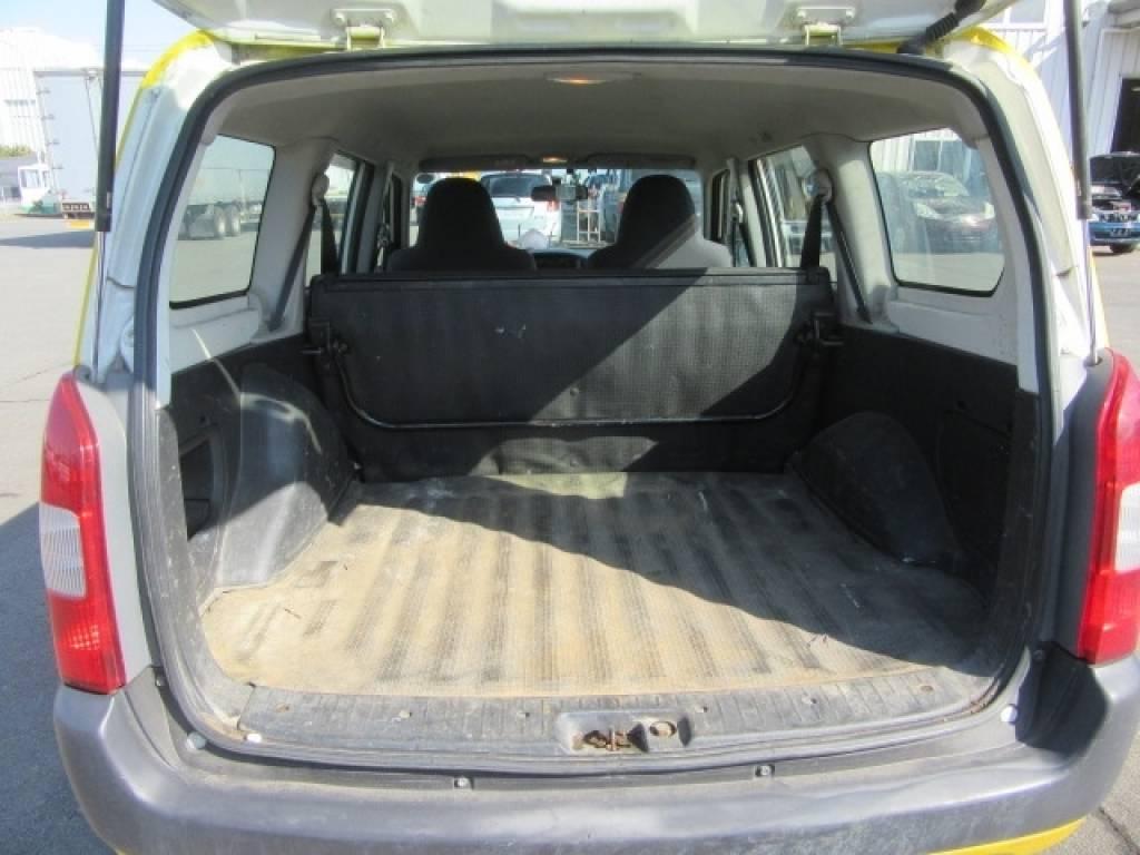 Used 2008 MT Toyota Probox Van NCP51V Image[6]
