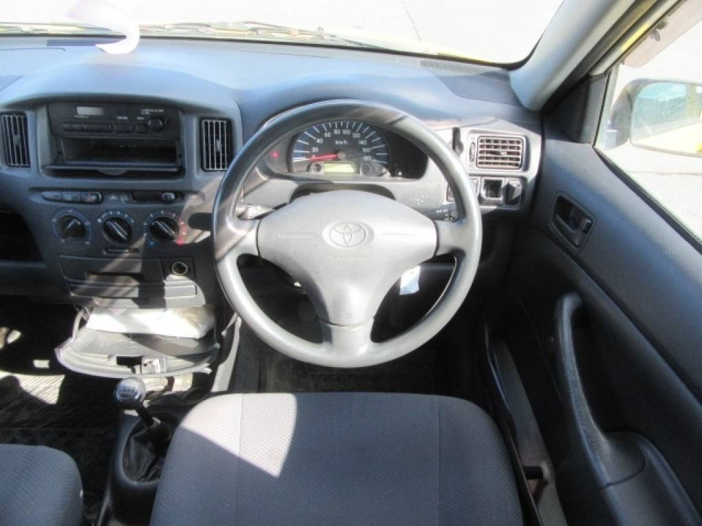 Used 2008 MT Toyota Probox Van NCP51V Image[7]