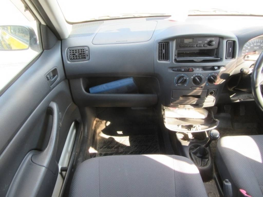Used 2008 MT Toyota Probox Van NCP51V Image[11]