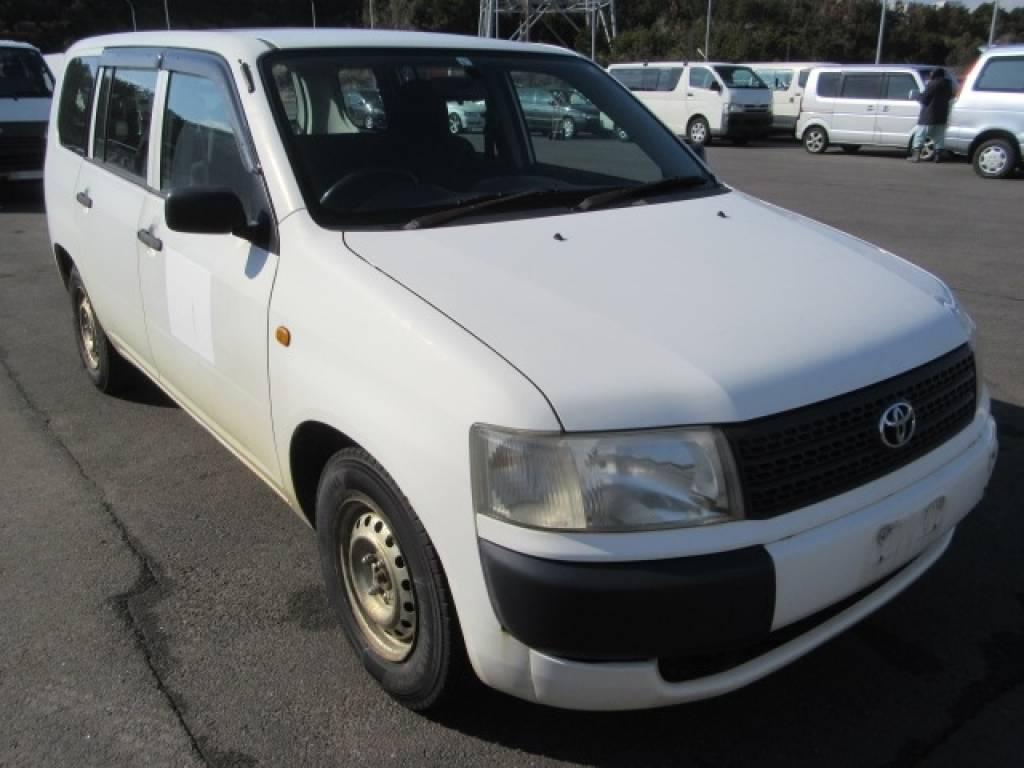 Used 2006 MT Toyota Probox Van NCP50V