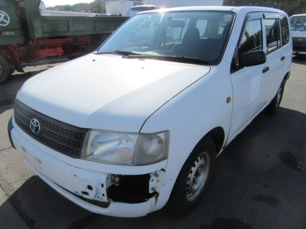 Used 2006 MT Toyota Probox Van NCP50V Image[1]