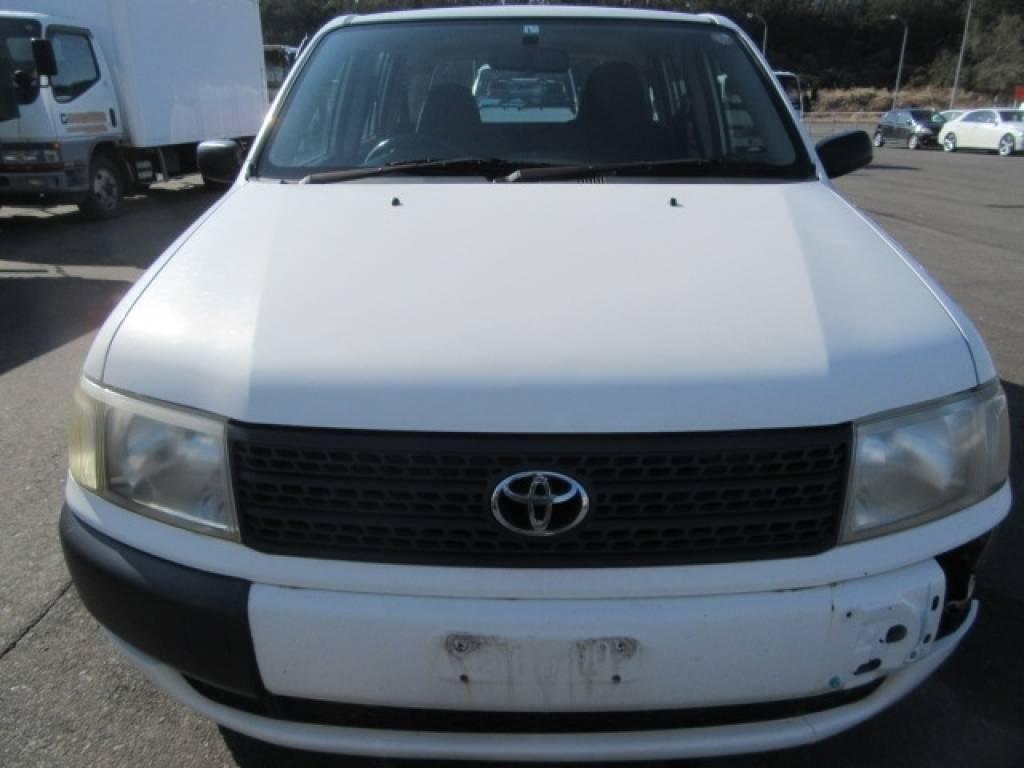 Used 2006 MT Toyota Probox Van NCP50V Image[2]