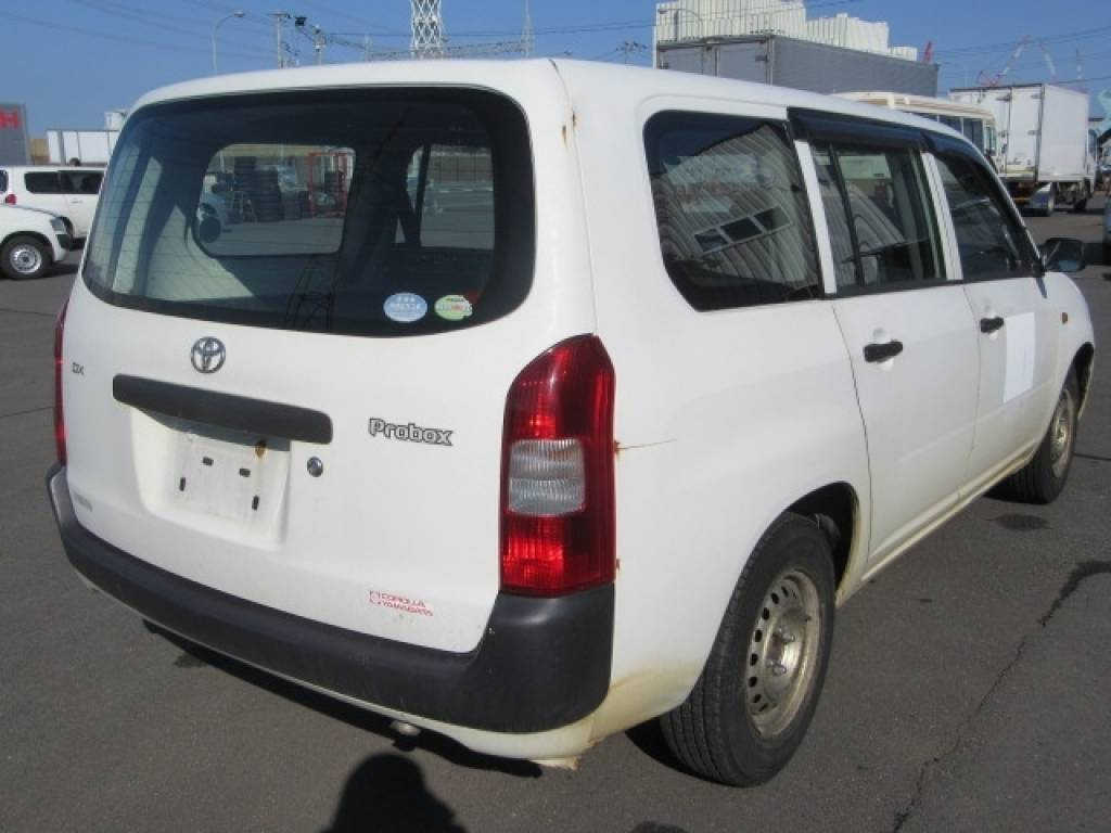 Used 2006 MT Toyota Probox Van NCP50V Image[3]