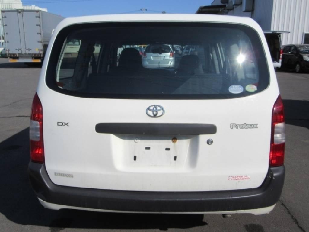 Used 2006 MT Toyota Probox Van NCP50V Image[4]
