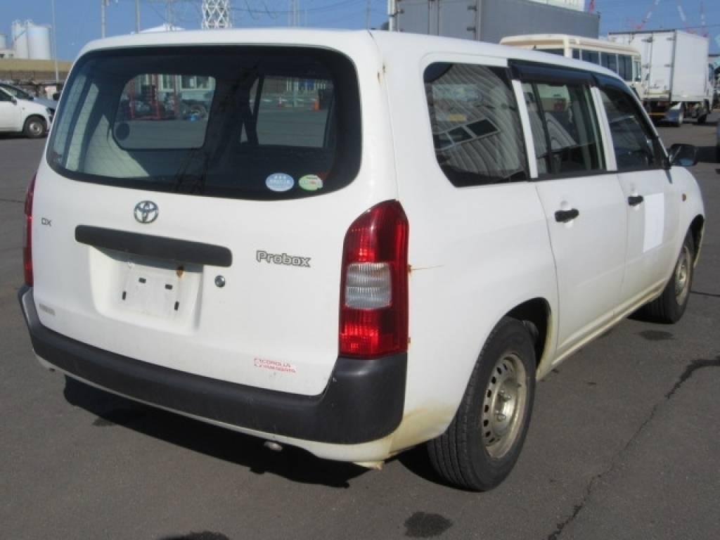 Used 2006 MT Toyota Probox Van NCP50V Image[5]
