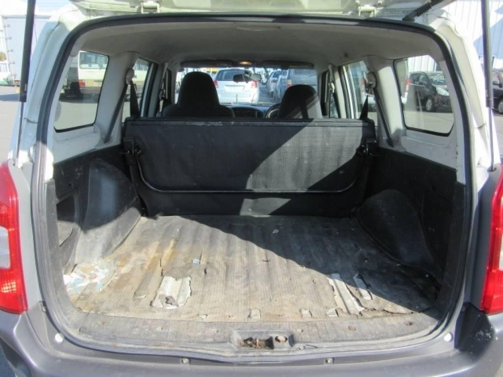 Used 2006 MT Toyota Probox Van NCP50V Image[6]