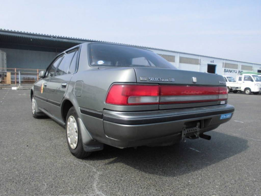 Used 1991 MT Toyota Corona ST170 Image[1]