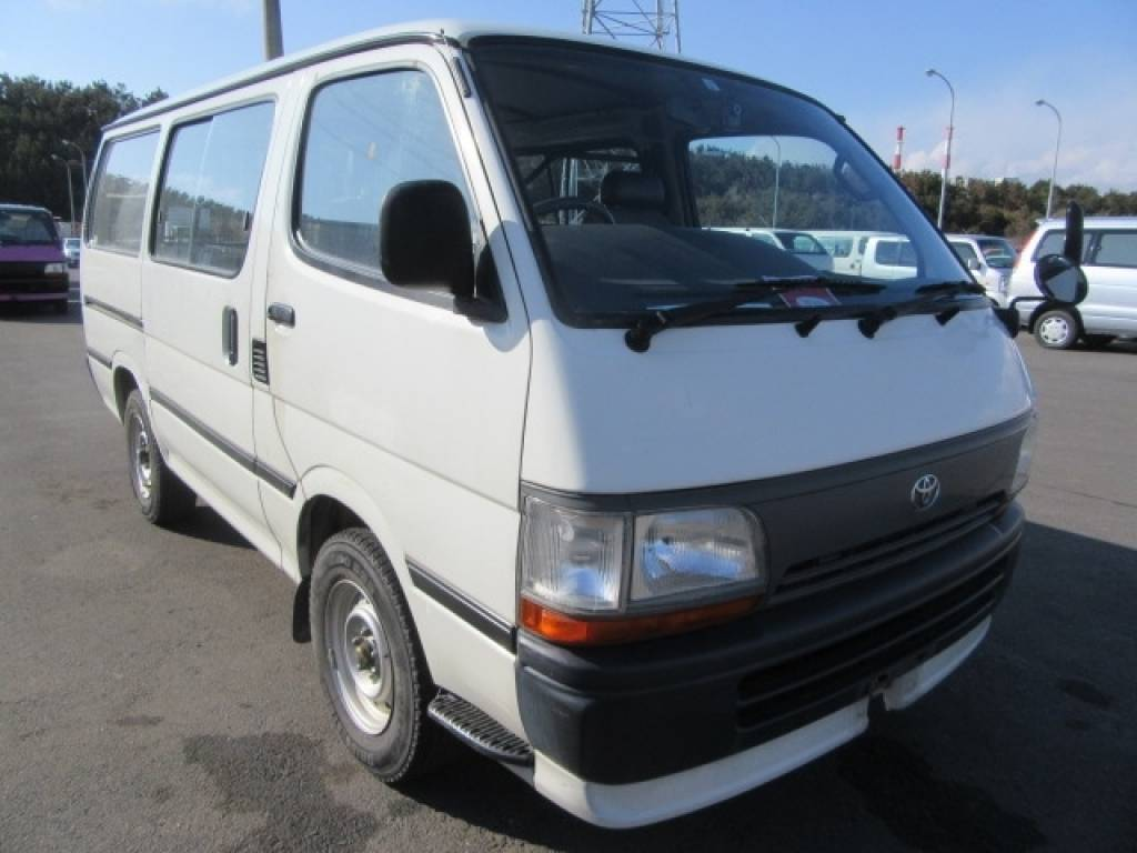 Used 1996 AT Toyota Hiace Van RZH102V Image[1]
