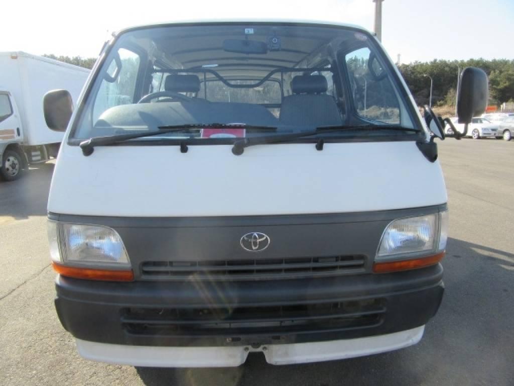 Used 1996 AT Toyota Hiace Van RZH102V Image[2]