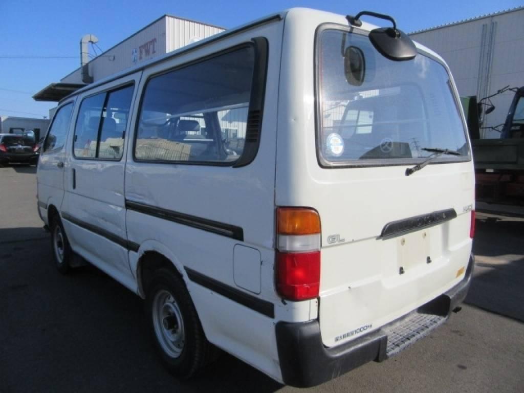 Used 1996 AT Toyota Hiace Van RZH102V Image[3]