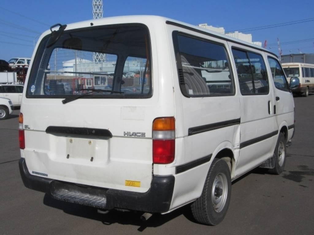 Used 1996 AT Toyota Hiace Van RZH102V Image[5]