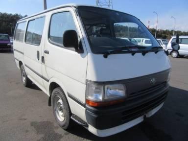 Toyota Hiace Van 1996 from Japan