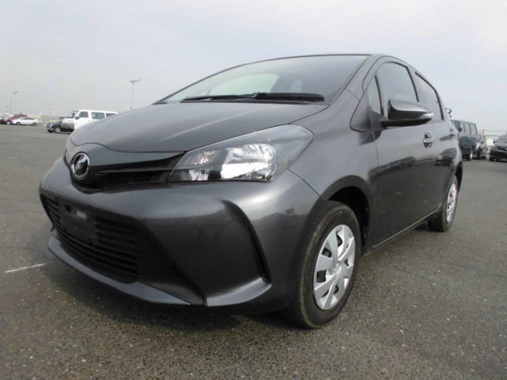 Used 2015 AT Toyota Vitz KSP130