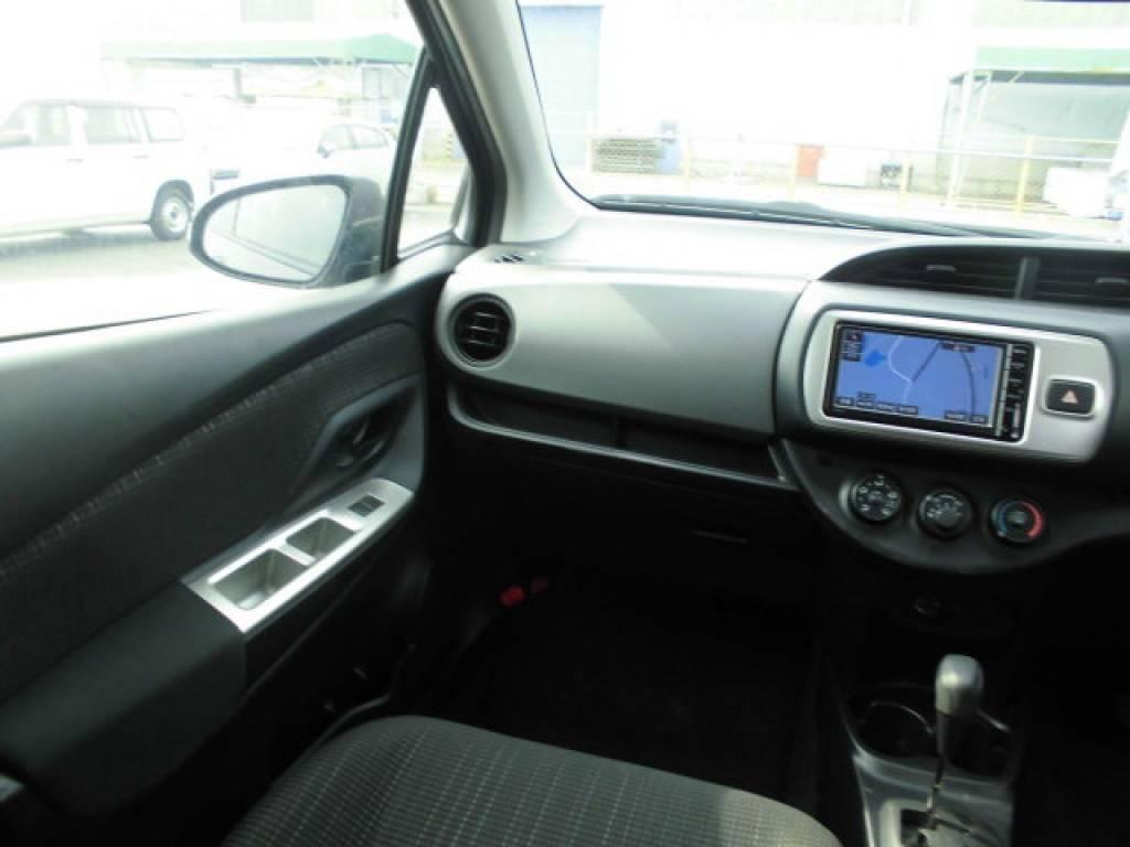 Used 2015 AT Toyota Vitz KSP130 Image[11]