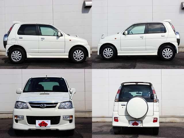 Used 2009 AT Daihatsu Terios Kid ABA-J131G Image[8]