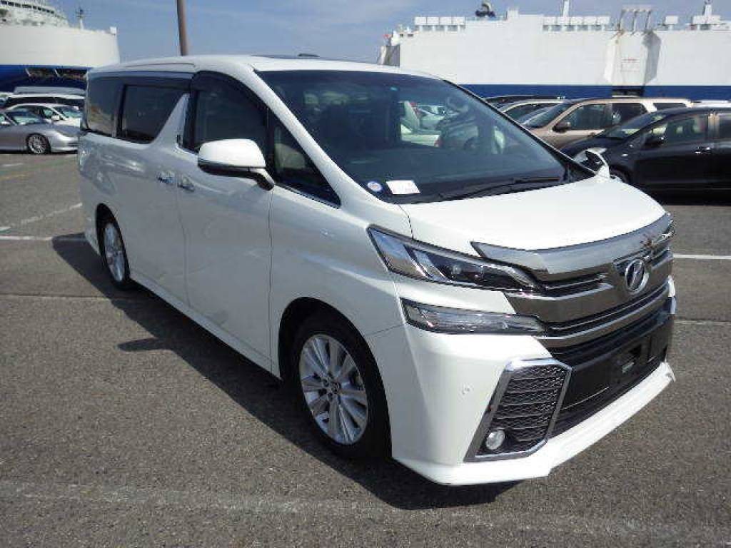 Used 2016 AT Toyota Velfire AGH30W